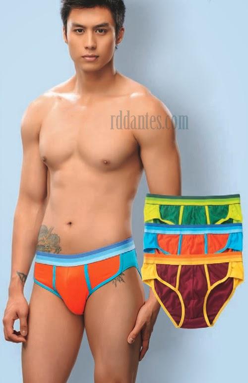 Jiro Selling Underwear