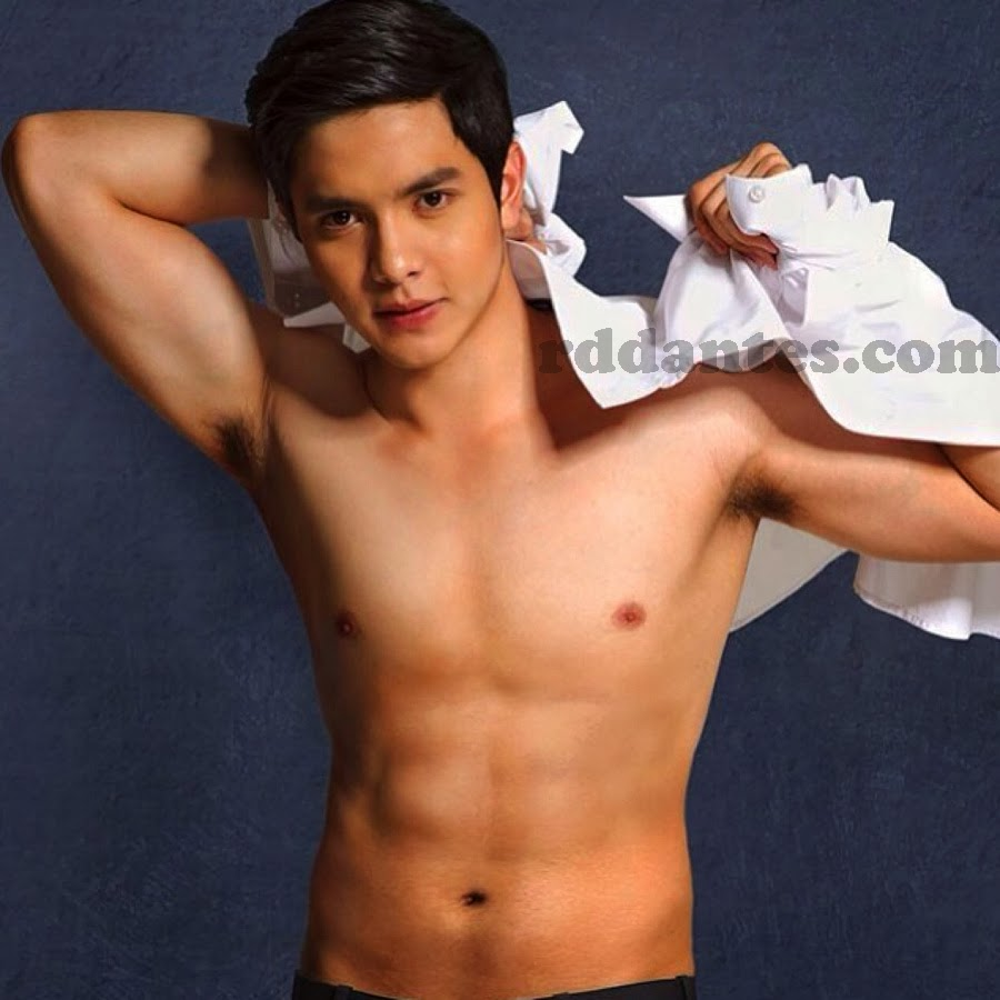 Alden and his pits