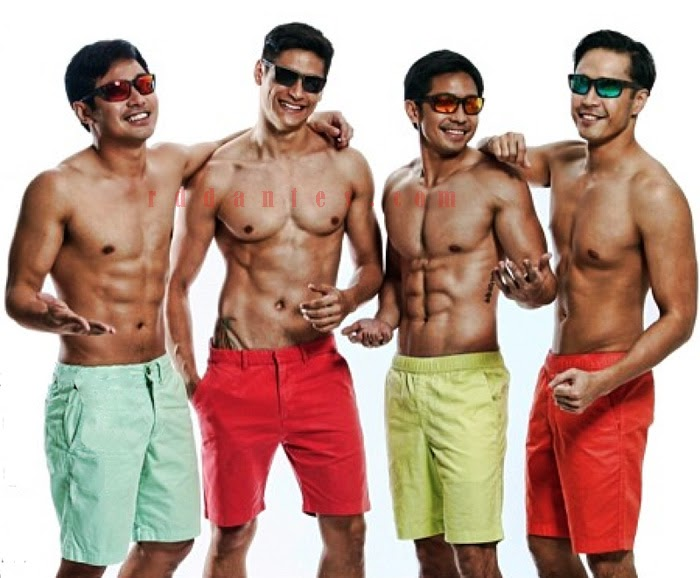 Boys with Sunnies