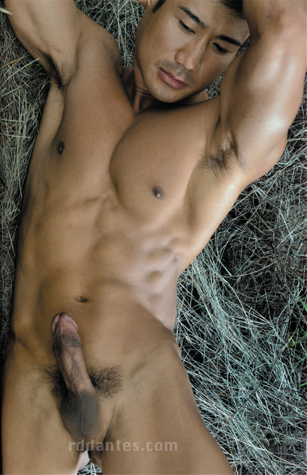 Dick of filipino male nude