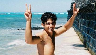 Beach Bum: Brandon Espiritu