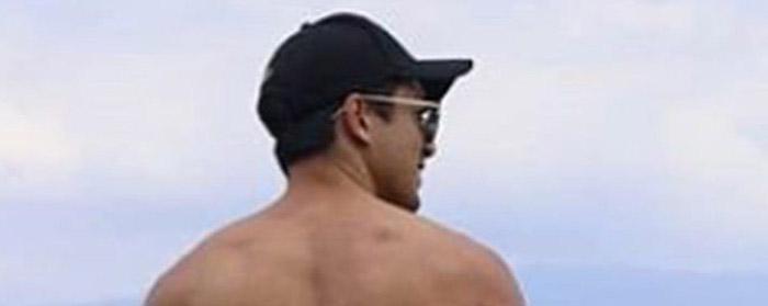 Sam Ajdani's Backside