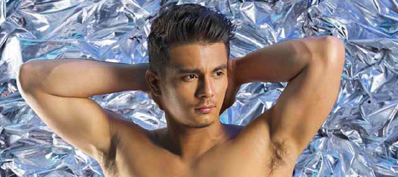 Full Body: Ejay Falcon