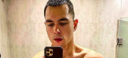 Body Update: Jake Cuenca
