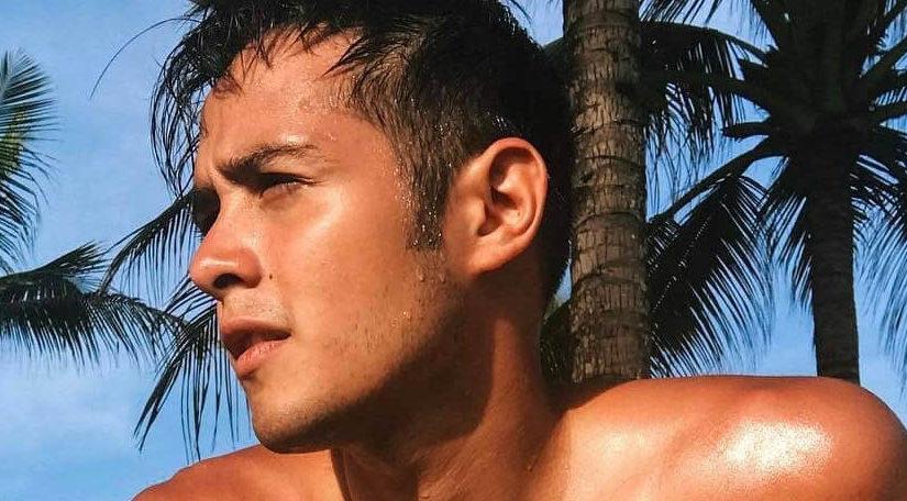 Beach Boy Martin del Rosario