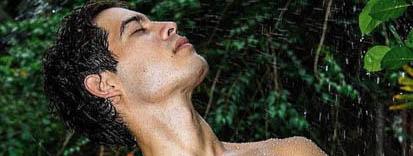 Model Emilio Perez Wet